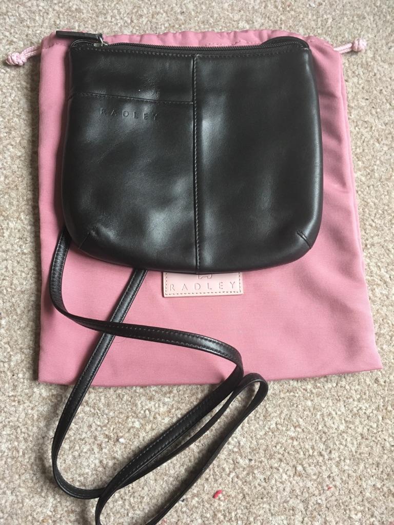 Radley cross body/shoulder bag