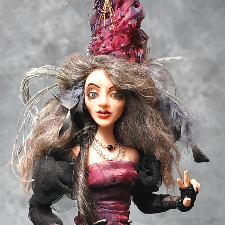 Art doll Fairy.