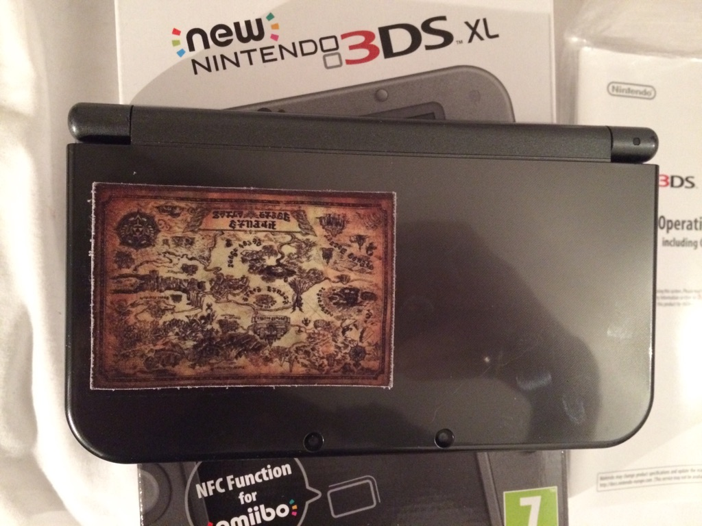 Nintendo 3DS XL + accessories