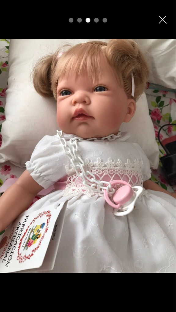 A SPANISH DOLL BRAND NEW,