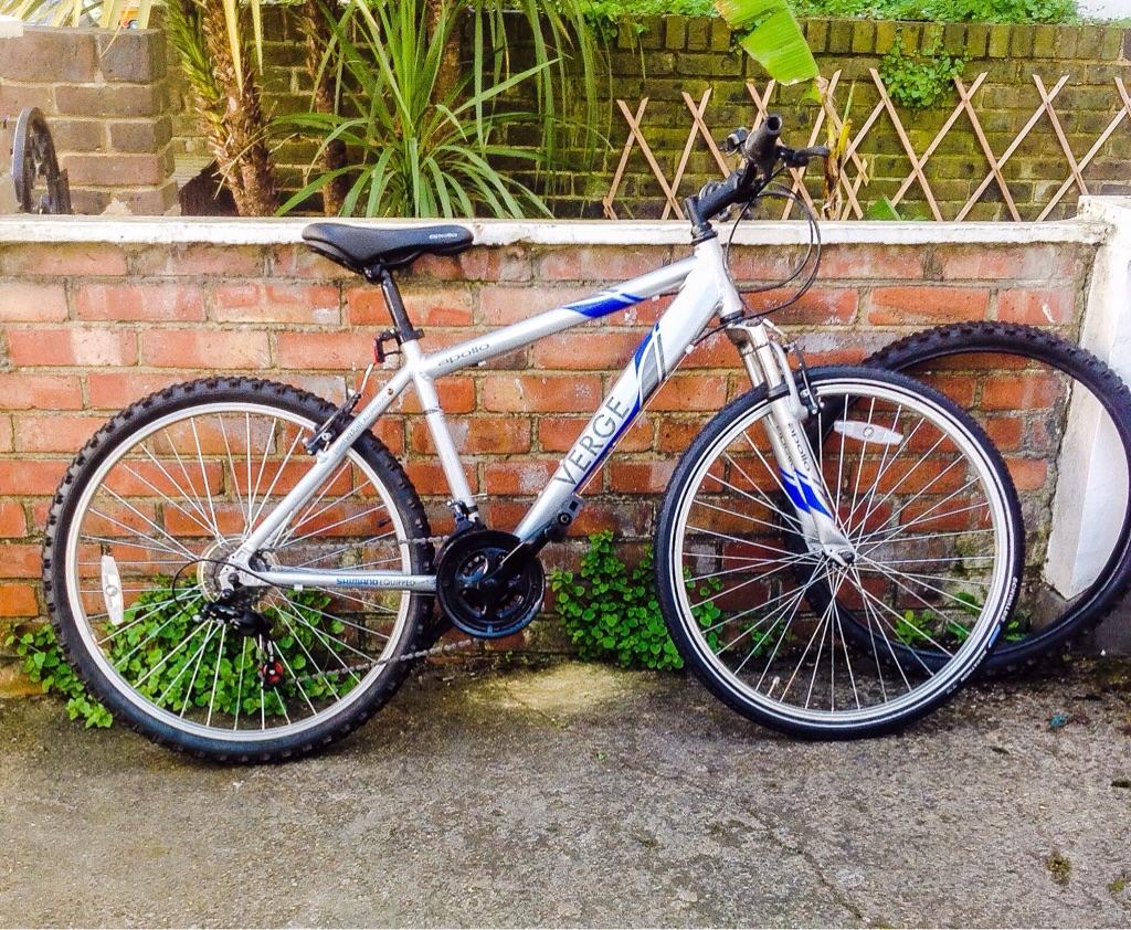 VERGE 18 speed GENTS bicycle