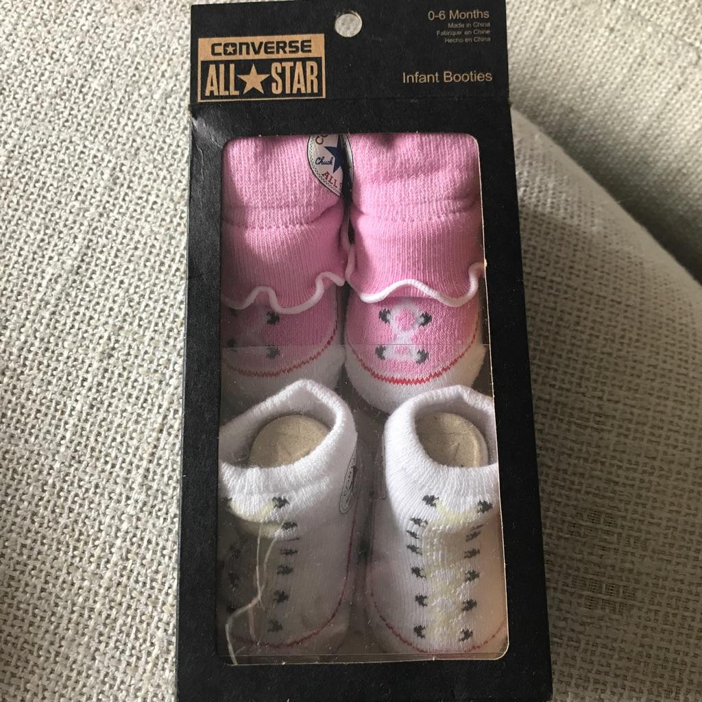 Baby girls booties