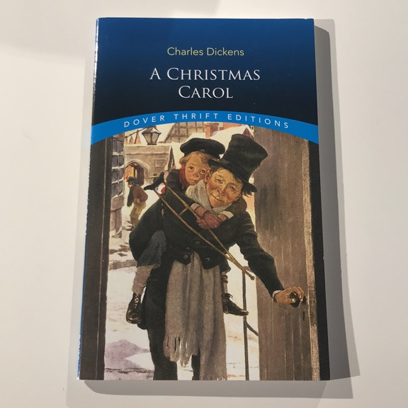 A CHRISTMAS CAROL (DOVER THRIFT)