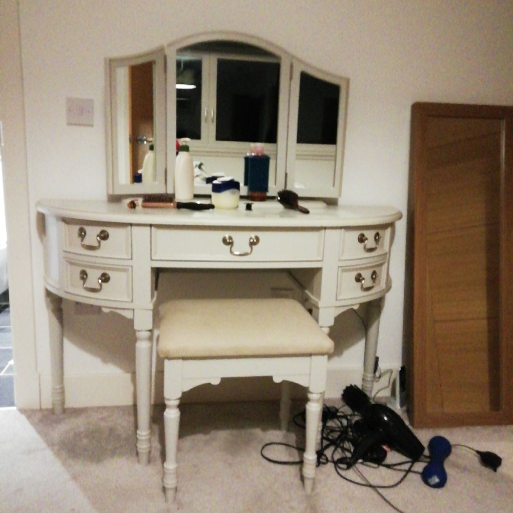 Laura Ashley Dressing Table