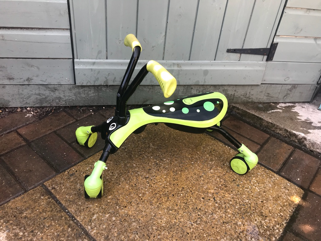 Kids Ride on Bike Scramble Bug