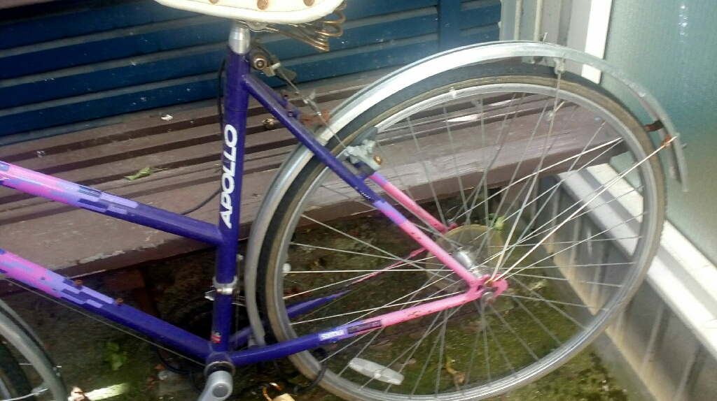 Bicyxle for woman