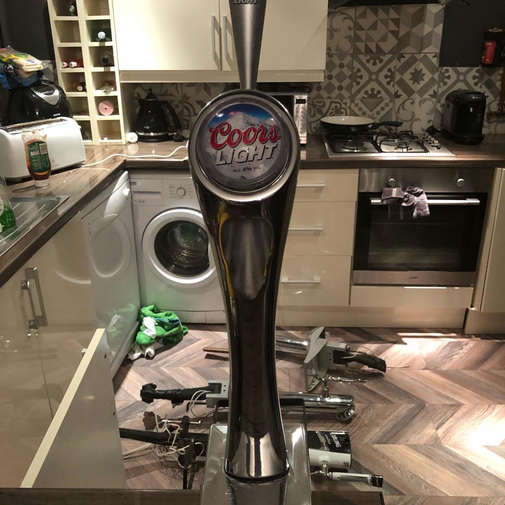 Doors beer pump