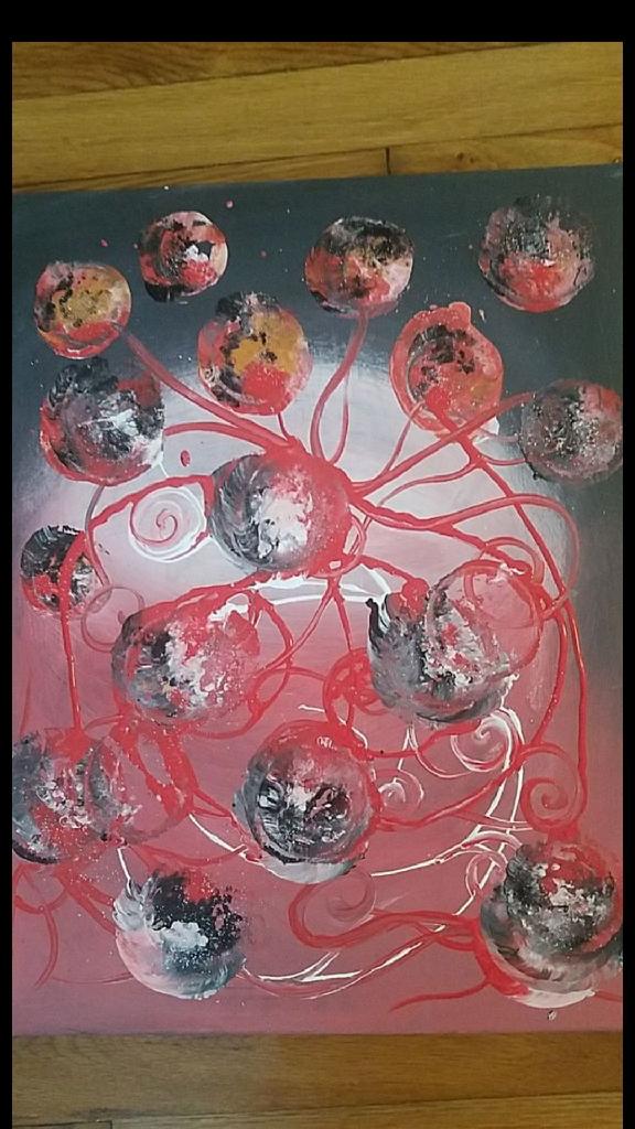 Canvas art 16×20