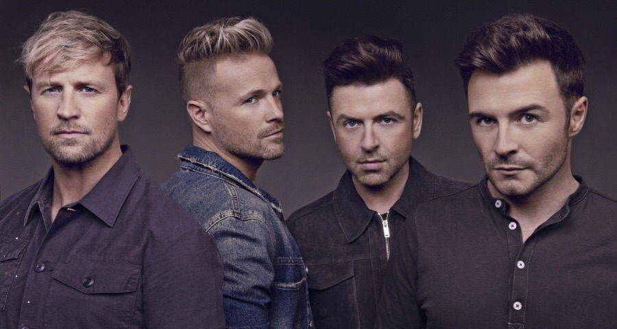 4x Westlife tickets - Manchester - 30 May 2019