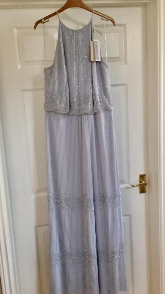 Monsoon Evening/Prom Dress - size 16 (BNWT)