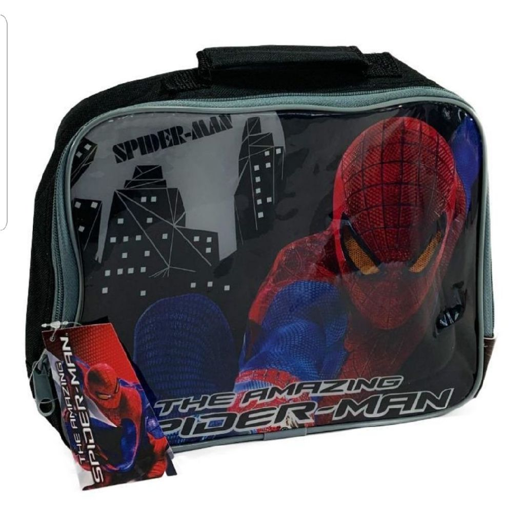 Brand new spiderman lunch bag