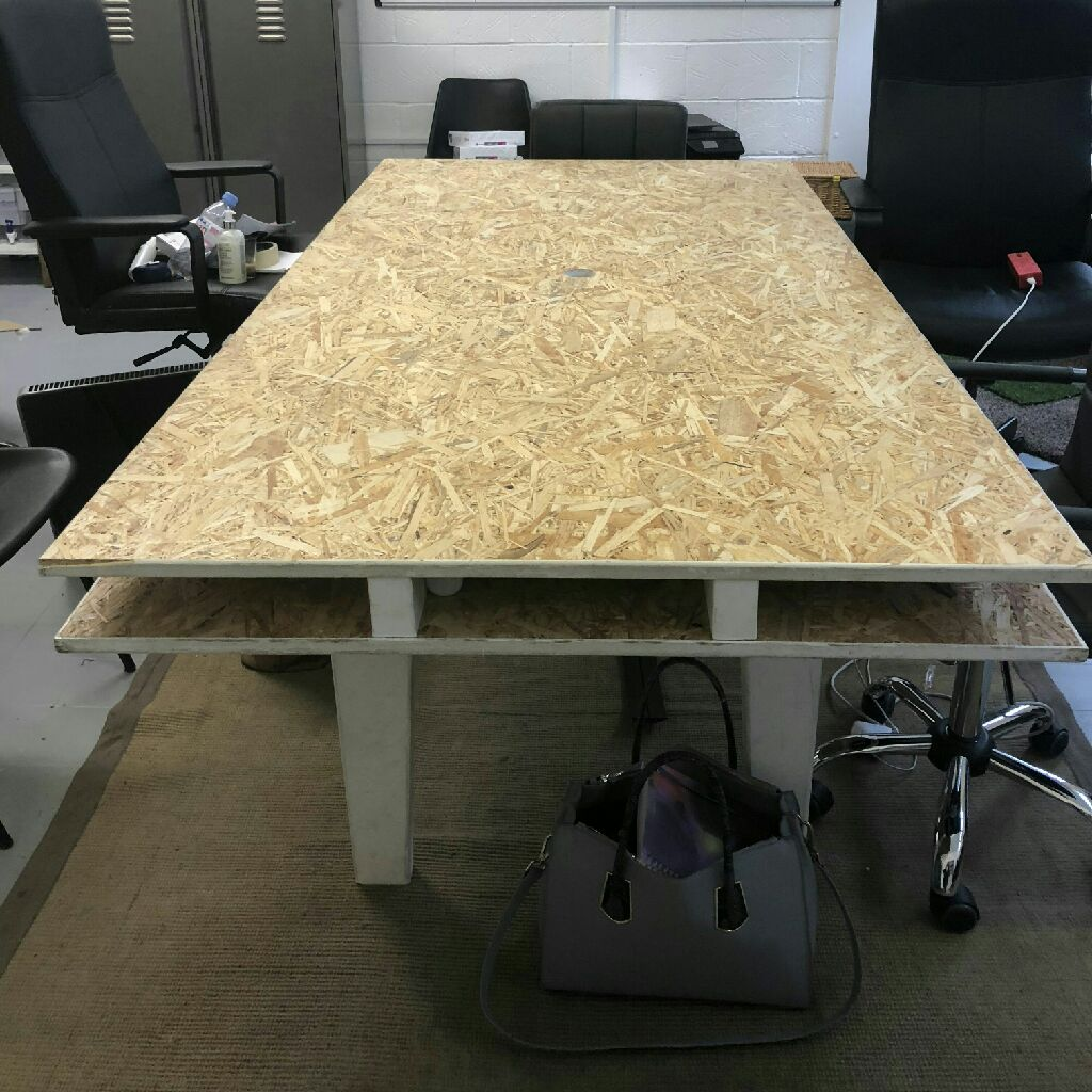 Custom built Table / Desk / Worktop