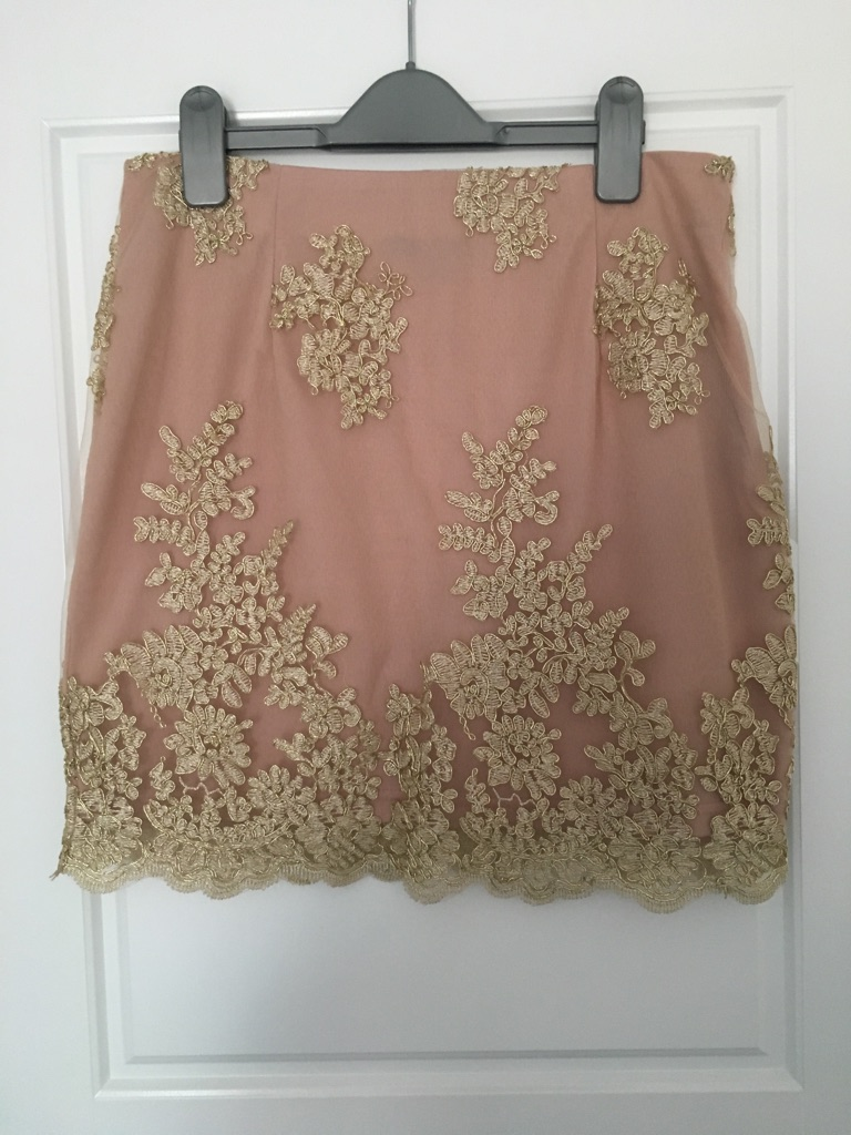 Miss Guided Skirt. Size 12. Fab condition.