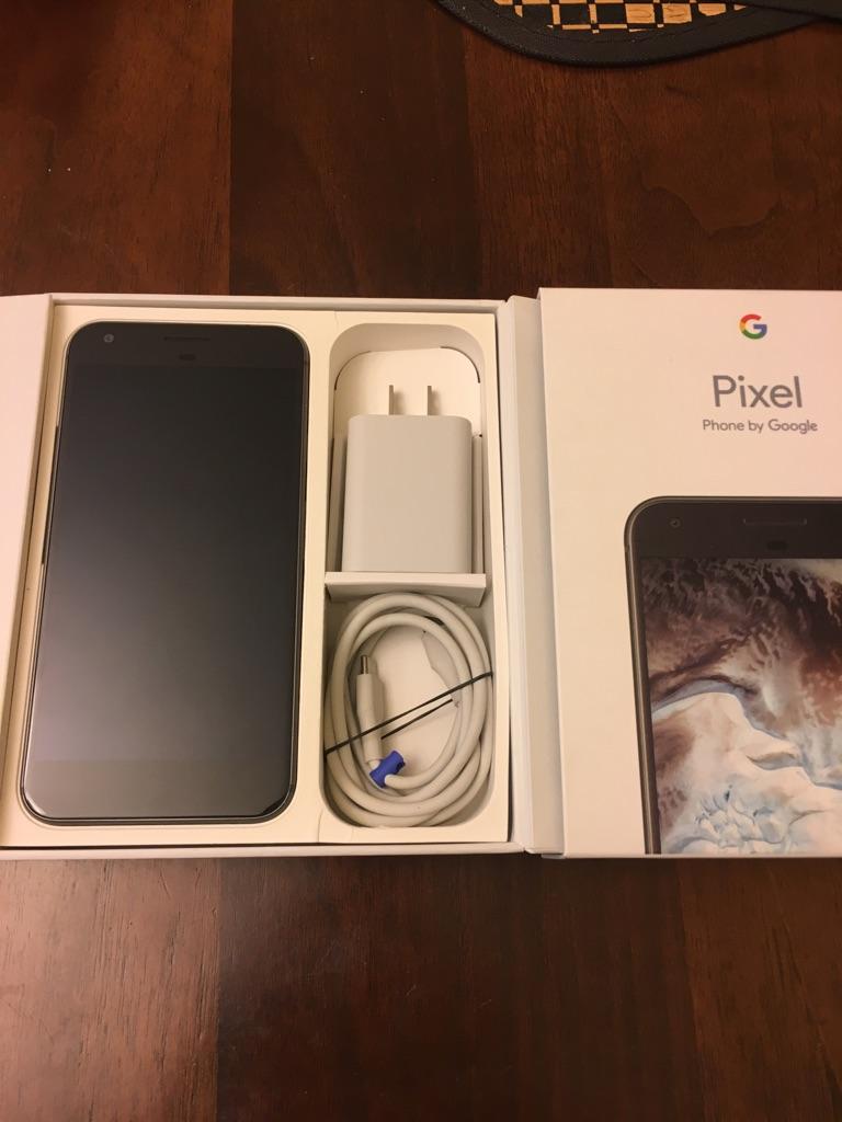 Google Pixel XL Factory Unlocked