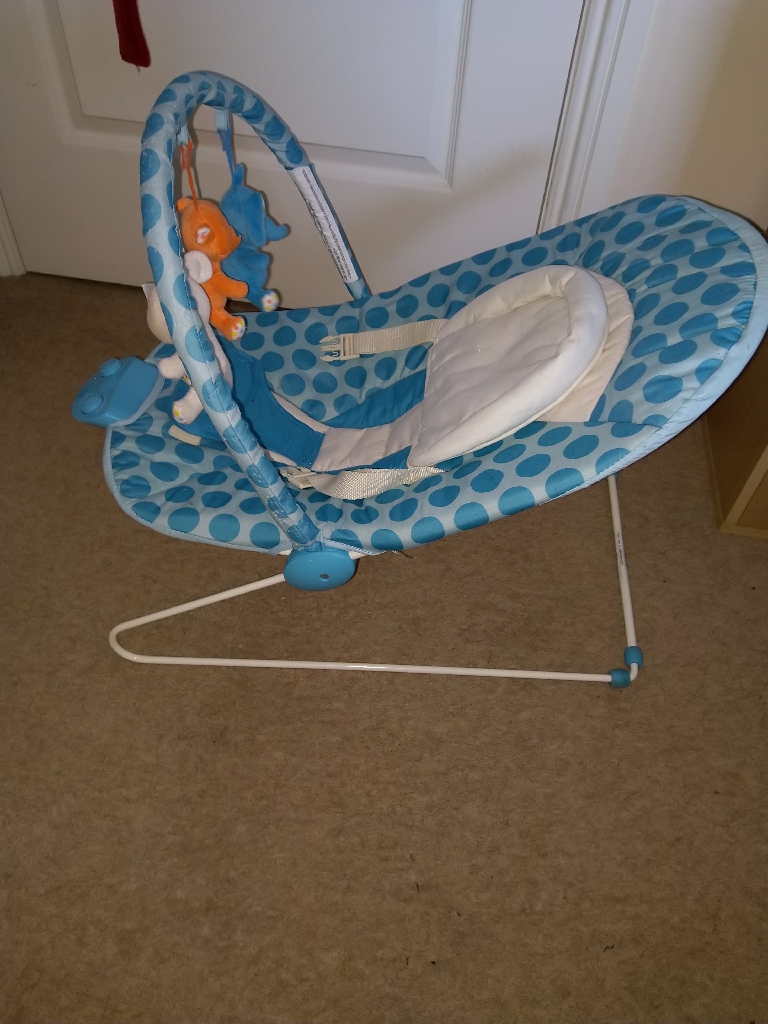 Baby bouncer £15
