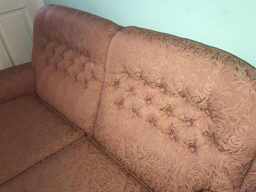 2-3 Seater Fabric Sofa