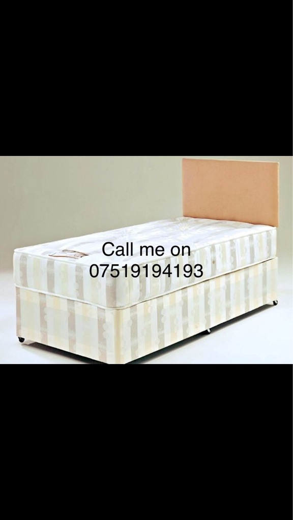Top quality brand new divan beds for sale Available with different variety of mattresses CASH ON DELIVERY