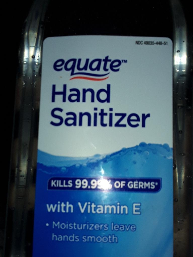 60 oz Hand Sanitizer