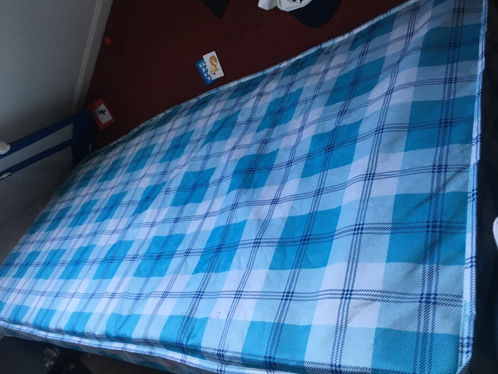 Single bed with new Mattress in Emsworth