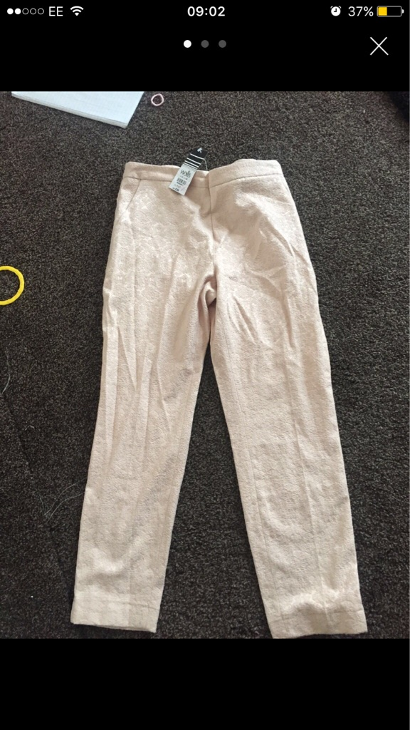 Brand new ladies trousers