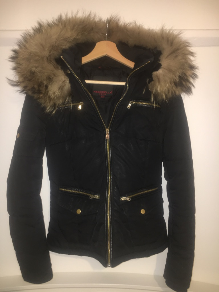 Froccella Coat Size 8