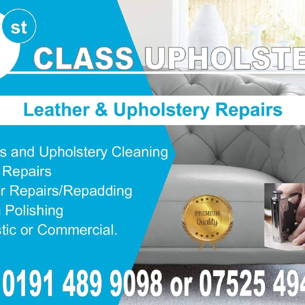 Cleaning & Upholstery services