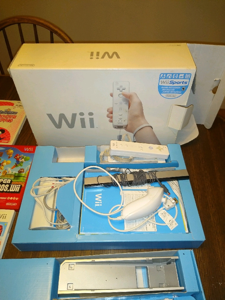 Excellent Wii gaming system