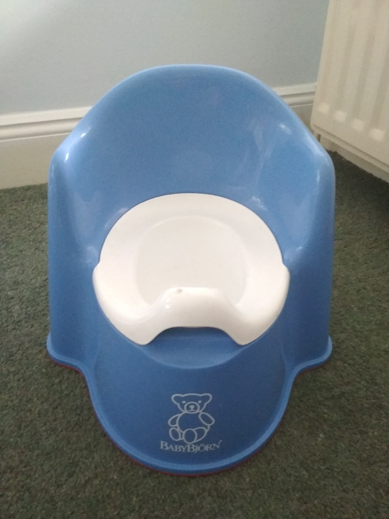 4f9f63cec59 Baby Bjorn potty. Ask for extra product image