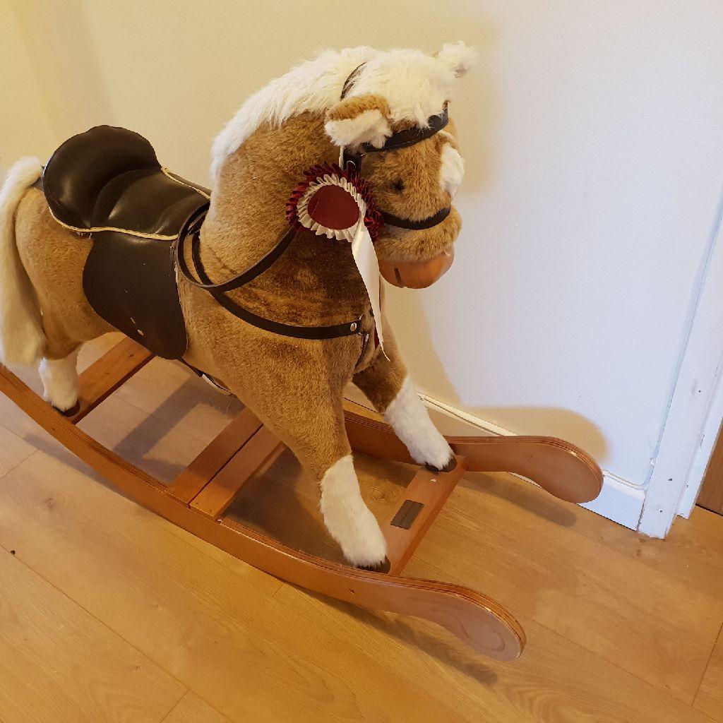 Mamas and Papas Pony Club Rocking Horse