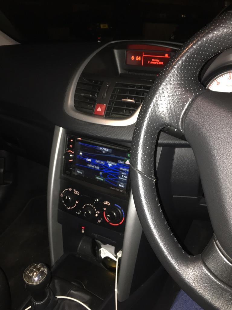 Peugeot 207 sportium 2012 1.4