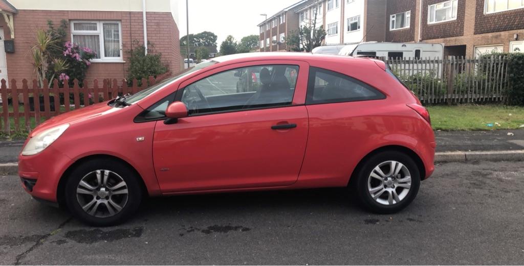 Vauxhall Corsa Active