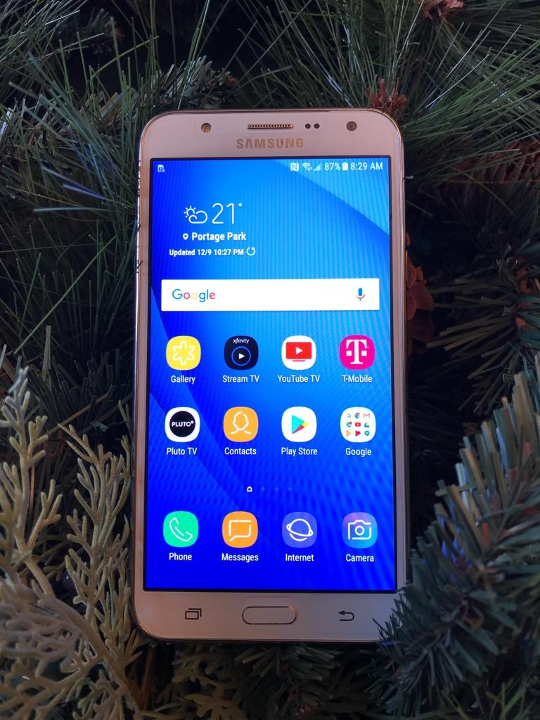 Samsung galaxy J7 (T-Mobile)