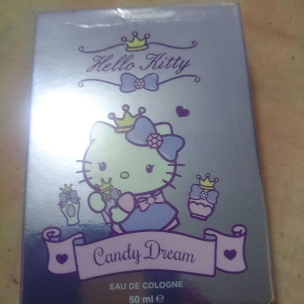 Hello Kitty Candy Dream Eau de Cologne,  50 ml, New