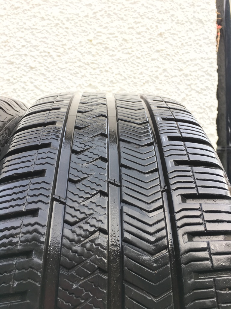 Vredstein Quadtrac 5 Tyres and Alloy