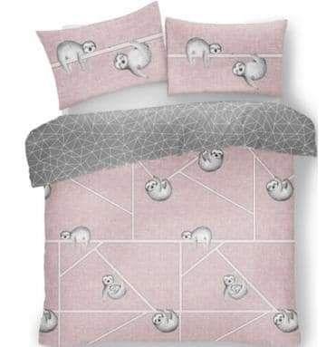 Sloth bedding