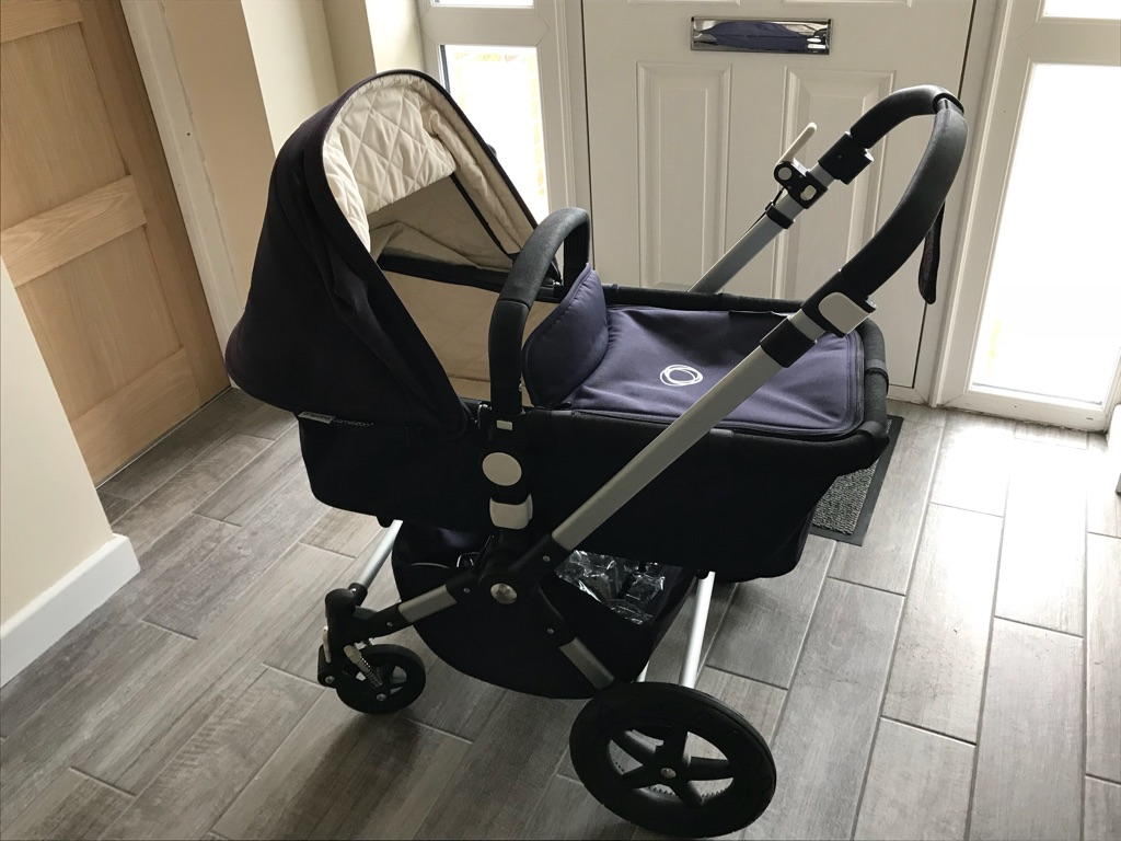 Bugaboo cameleon 3 in navy