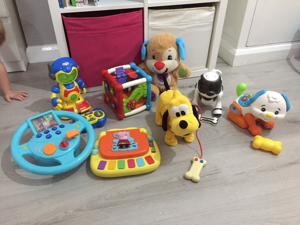 Boys toy bundle.