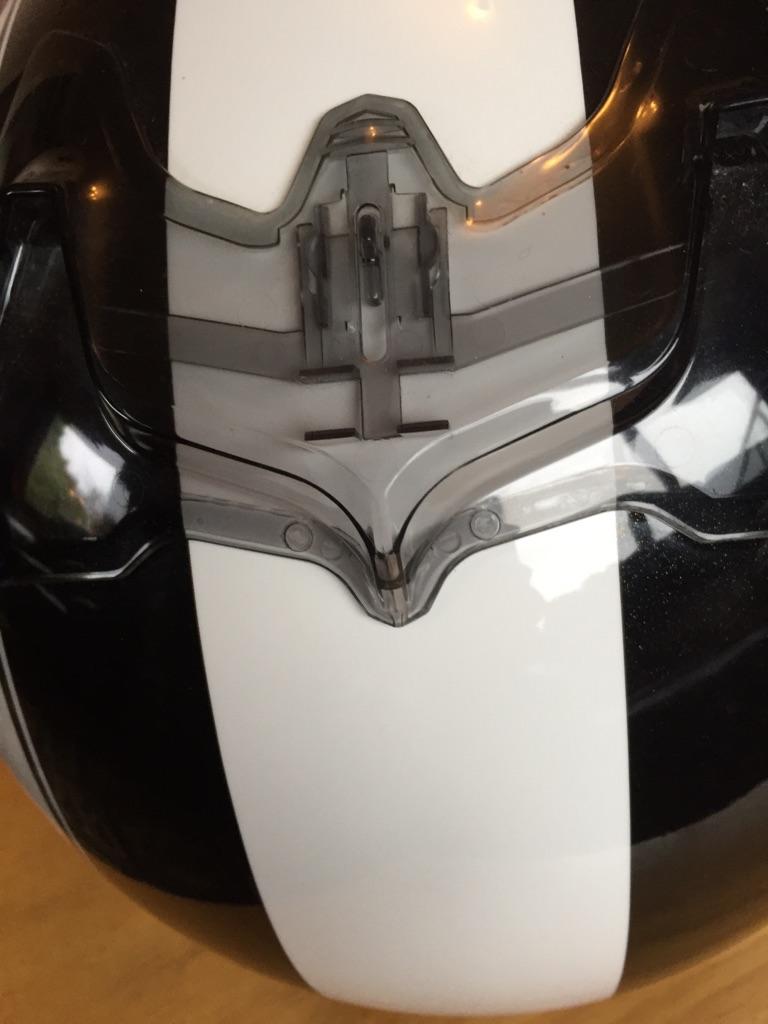 Shoei Hornet helmet