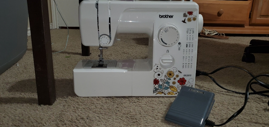 Brother sewing machine plus some