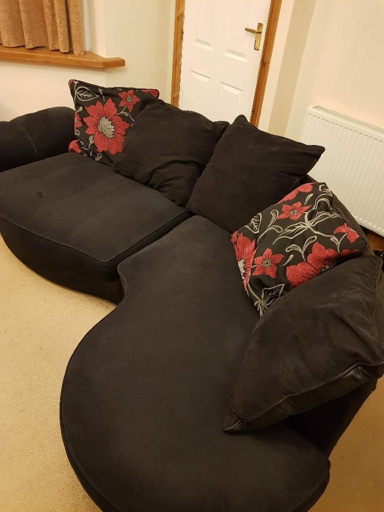 Corner sofa good condition