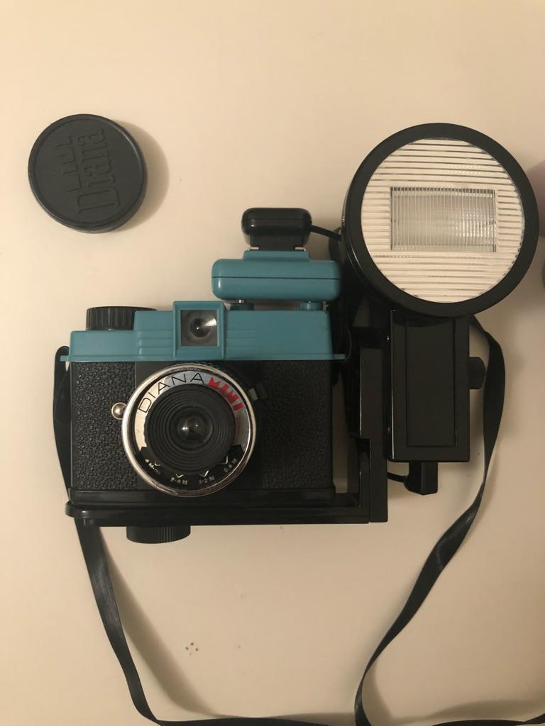 Mini Diana Analog camera plus 6 film