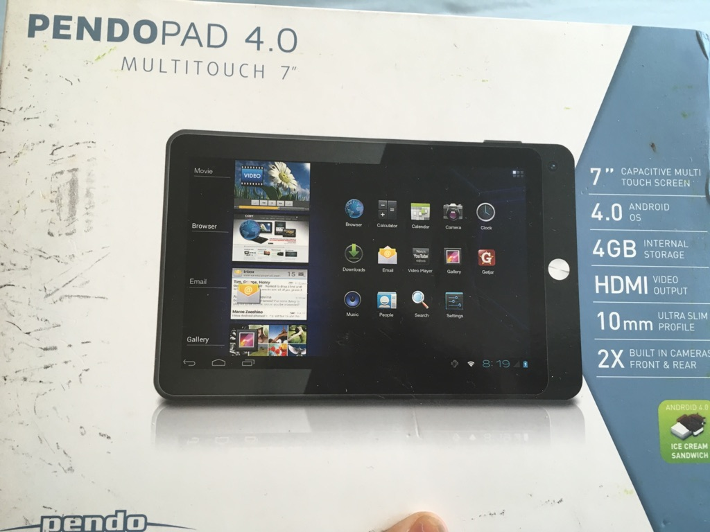 Selling good condition tablet