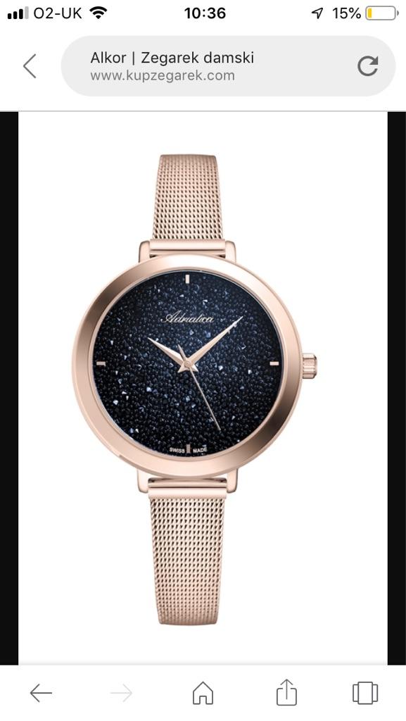 Swiss Watch Adriatica