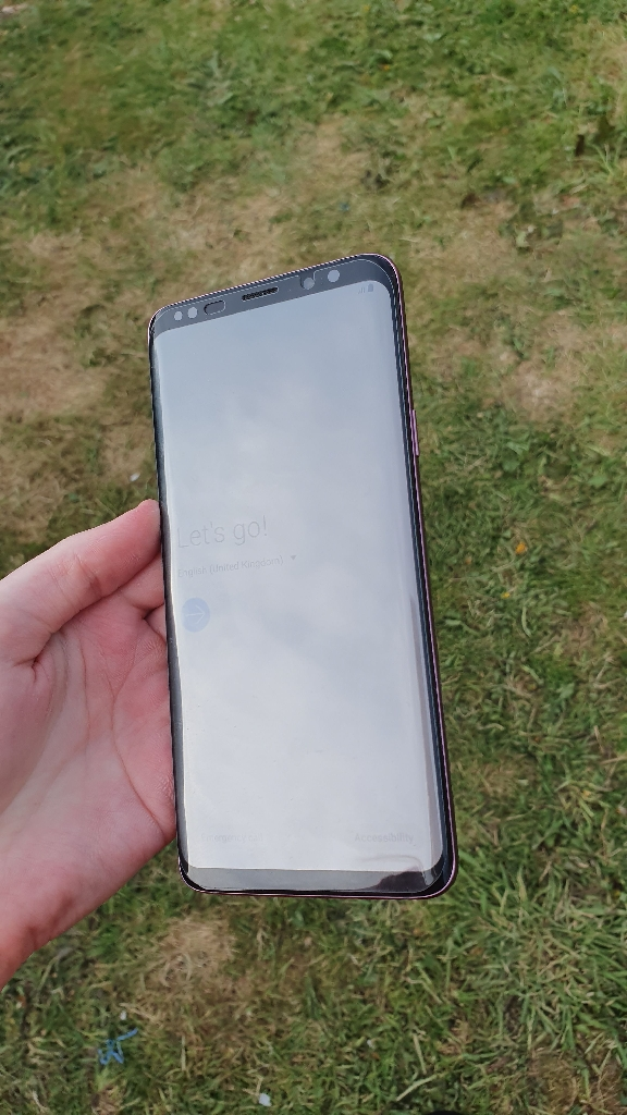 Samsung s9 plus Dual Sim