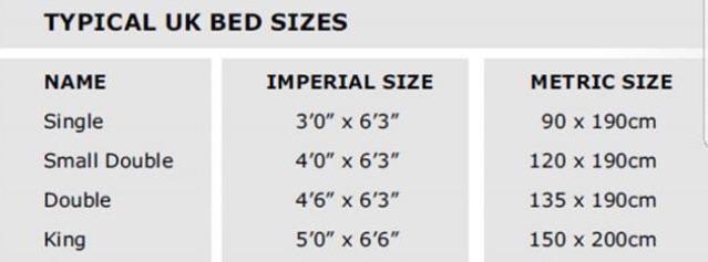 Brand new bed mattress Memory foam