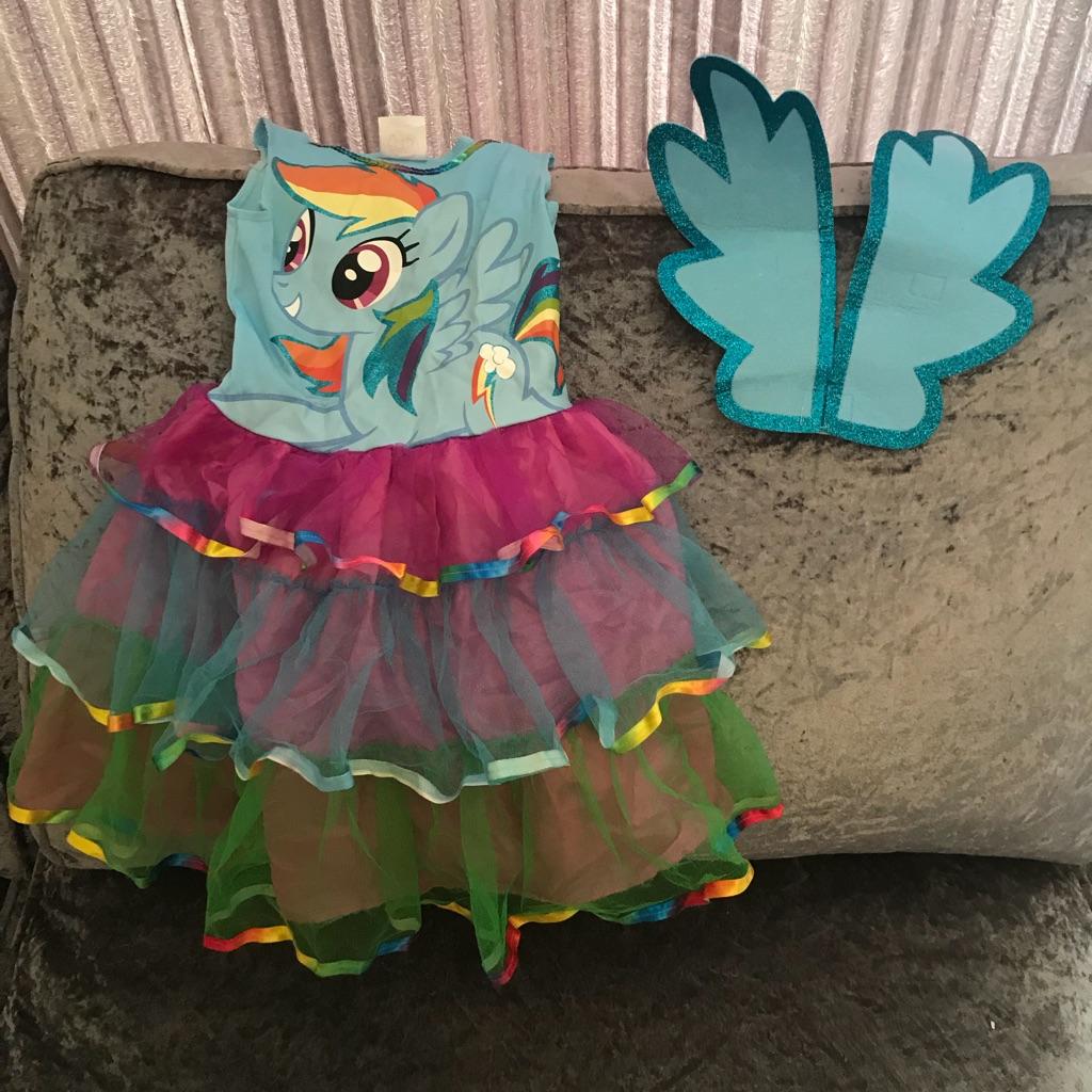 My little pony costume