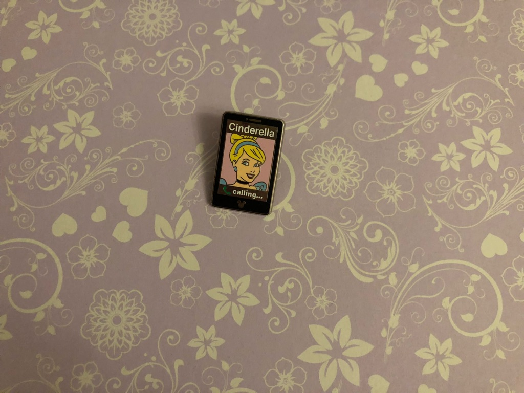 Disney's Cinderella pin