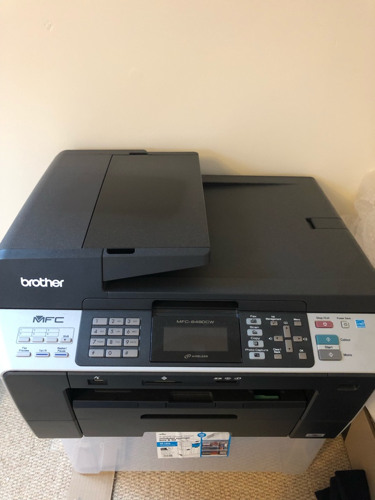 A3 Wireless Printer & Scanner