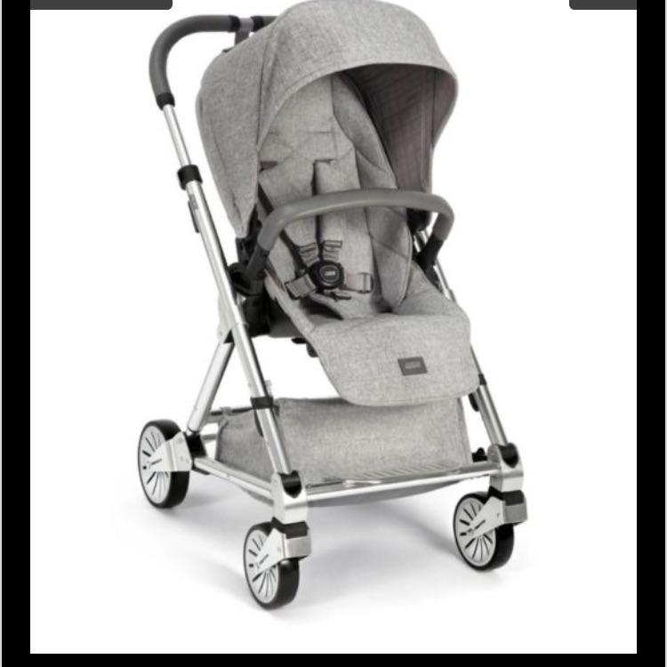 Brand new Mamas&Papas Urbo 2 Pushchair Skyline Grey