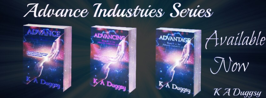 Advance book series by k a Duggsy